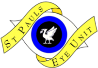 http://A%20colour%20illustration%20of%20St%20Paul's%20Eye%20Unit%20logo.%20This%20consists%20of%20an%20eye%20with%20a%20white%20Liver%20bird%20in%20the%20black%20pupil%20with%20a%20royal%20blue%20iris,%20there%20is%20a%20yellow%20banner%20wrapped%20around%20the%20eye%20with%20the%20words%20St%20Pauls%20Eye%20Unit.