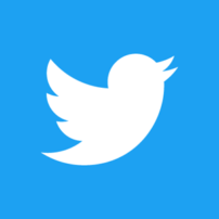 http://The%20Twitter%20logo%20which%20consists%20of%20a%20white%20bird%20flying%20in%20a%20royal%20blue%20square.